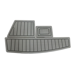 Customized Boat Flooring